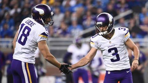 Vikings at Lions: 10/25/15