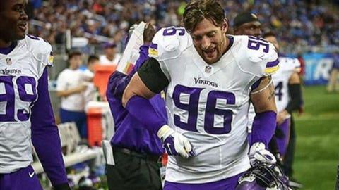 Stefon Diggs, Vikings WR
