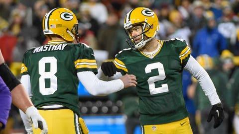 Vikings at Packers (NFC North Championship): 1/3/16
