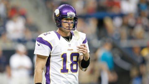Sage Rosenfels, former Vikings QB