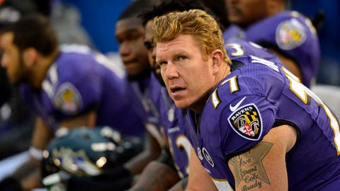 Matt Birk, former Vikings center