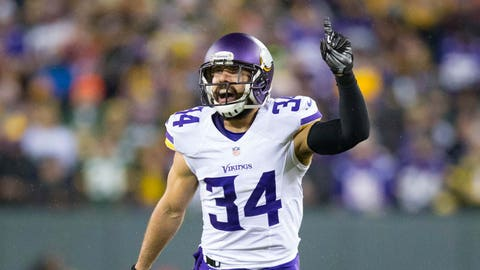 Andrew Sendejo, safety, unrestricted
