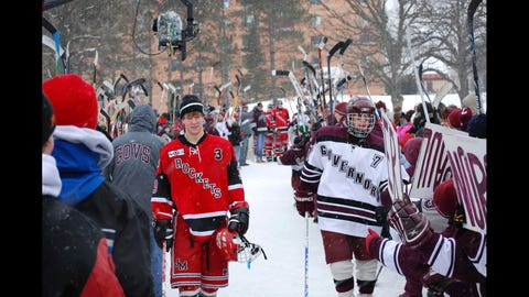 Hockey Day Minnesota 2009