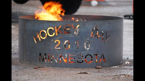 Hockey Day Minnesota 2010
