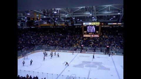 Hockey Day Minnesota 2012