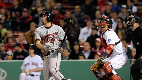 May 6, 2013, vs. Boston Red Sox (Career homer No. 7)