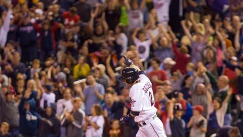 July 6, 2015, vs. Baltimore Orioles (Career homer No. 64)