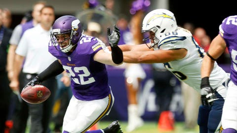 Harrison Smith, safety