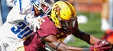 PHOTOS: Gophers vs. Sycamores