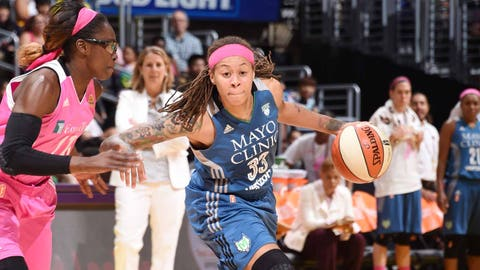 Minnesota possesses arguably the most efficient offense in the WNBA