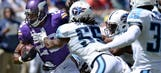 Vikings Snap Count: Peterson disappoints against Titans
