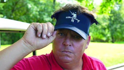Tim Herron, PGA golfer