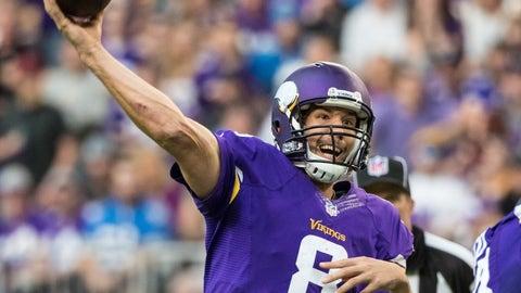 Sunday: Vikings at Jaguars