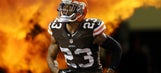 Browns' Haden voted 39th best in NFL