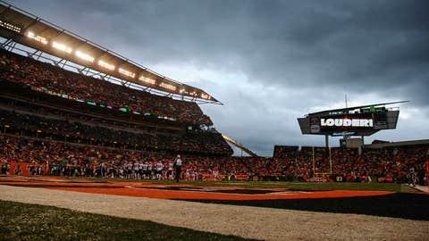 Kansas City Chiefs: Paul Brown Stadium (Bengals)