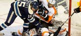 Blue Jackets take on Flyers in first of home-and-home set