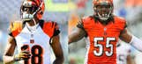 Bengals' Green selected to third straight Pro Bowl, Burfict earns first nod