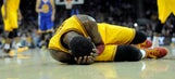 Cavs look to snap losing skid, possibly without Irving