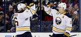 Sabres end Blue Jackets' 8-game streak, win 5-2