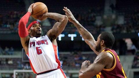 Worst of 2013: Josh Smith, SF, Pistons