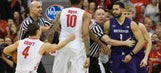 Ohio State and Northwestern get scrappy, two ejected