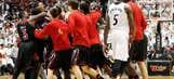No. 11 Louisville beats No. 7 Cincinnati 58-57