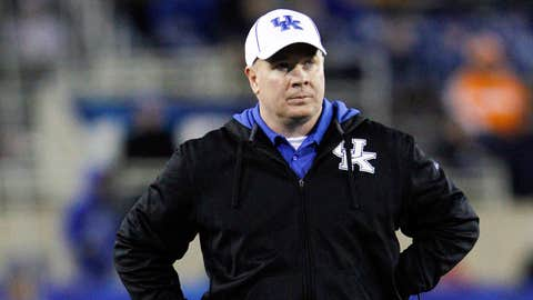 Mark Stoops, Kentucky