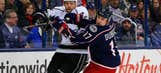 Blue Jackets prepare for physical match in L.A.