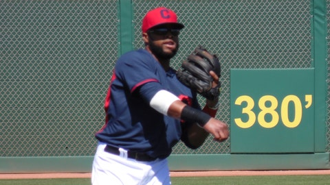 Cleveland Indians spring training