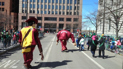 Cleveland's St. Patrick's Day Parade
