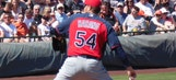 Harang out of running for Indians rotation