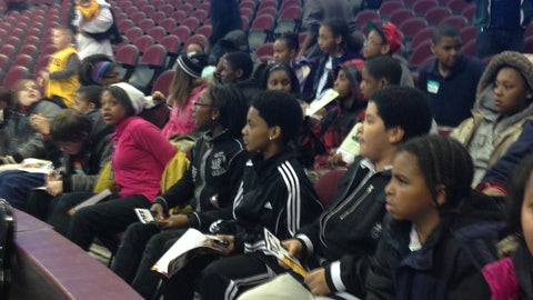 After-School All-Stars Ohio Students To Get Ultimate Sports Television Experience
