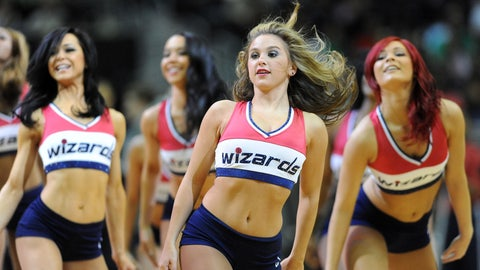 Wizards Dancers