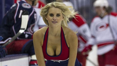 CBJ Ice Girls