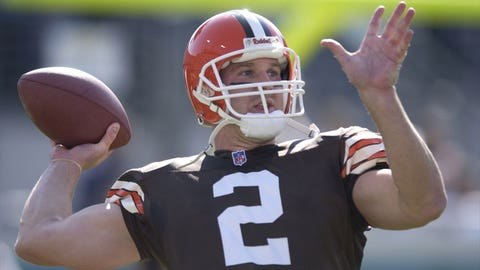 Tim Couch (first pick, 1999, Cleveland Browns)