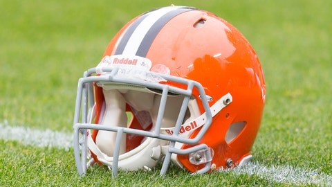 The Cleveland Browns were in their 1st NFL season
