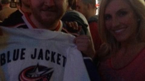 CBJ Hockey Shootout - R Bar