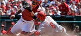 Don't run on Yadi? Reds' Billy Hamilton thinks otherwise