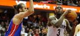 Waiters scores 22, Cavaliers rout Pistons 122-100