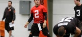 New job, real work just beginning for Manziel