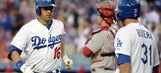 Ethier's HR, 4 RBIs lead Dodgers past Reds 6-3