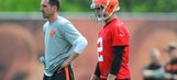 Browns' Shanahan compares Manziel to RGIII