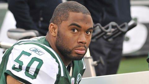 Jets: DE/LB Vernon Gholston (No. 6, 2008)