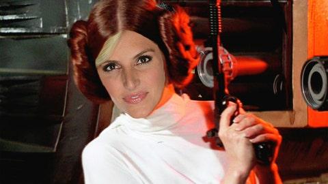 Star Wars Weekend at GABP