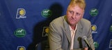 Bird, Pacers OK with trying again