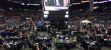 Blue Jackets welcome fans to Nationwide Arena for 2014 NHL draft