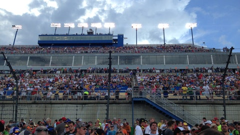 2014 Quaker State 400 at the Kentucky Speedway