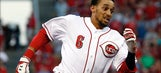 For Billy Hamilton, stealing bases is a learning process