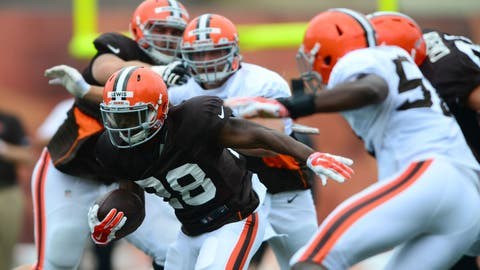 running back Dion Lewis