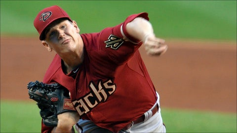 D-backs at Indians: Wednesday, Aug. 13
